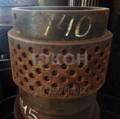 Giulgiul 140 \ 65 granulator perforat OGM-0,8