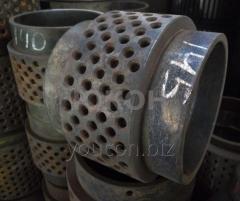 Обечайка 145\65 Перфорированная для гранулятора ОГМ-0.8