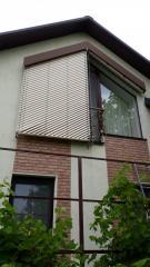 Outer shutters (RAFSHTORY)