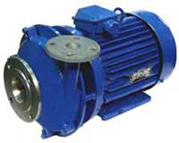 Pump centrifugal KM 50-32-200, 80-50-200