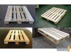 I will purchase europallets,  pallets...