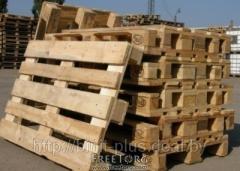 Закупка поддонов деревянных