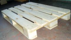Pallets wooden price, europallets