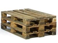 Поддоны деревянные б/у 1200/800,1200/1000