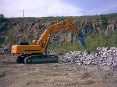 Щебень фракция 20*40 на большие объекты/ стройплощадки, цена за тонну с доставкой