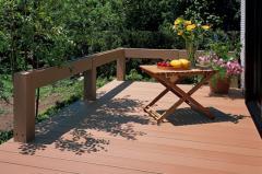 Terrace floorings, deck board, deking, Ukraine,