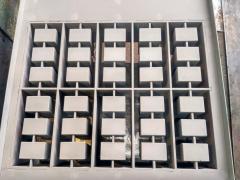 Прессформы для вибропрессов, для различных видов