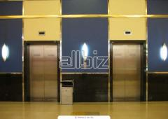 Elevators from the producer Karat-Liftkomplek