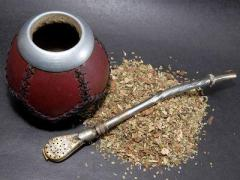 "Paraguay Tea"" the Mat"" for bars,"