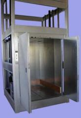 Elevators small cargo Karat-Liftkomplek