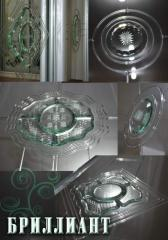 Fatsetirovanny elements from Domini Glasscentre