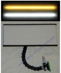 Профессиональная LED-лампа 35 см. для удаления