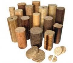 Брикеты,пеллеты, древесные, Брикеты топливные для