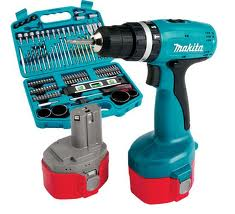 Makita BDF442RFE screw gun