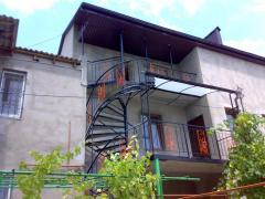 Лестницы винтовые Крым