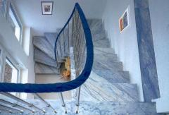 Steps from marble