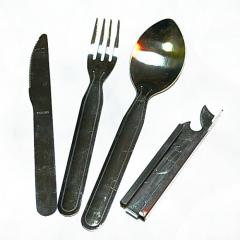 Столовый набор COMBAT (ложка, вилка, нож,