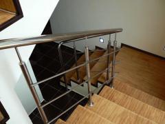 Ladder interfloor for the house
