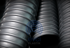 Corrugation hose Vozdushy. Spiral hoses. Elastic