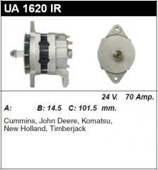 SASS UA1620IR generator