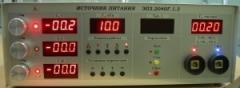 Выпрямитель (источник тока) для гальваники