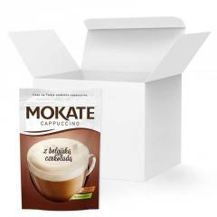 Капучино Mokate Caffetteria Renato Bonni, бельгийский шоколад, 110г, 10 уп.