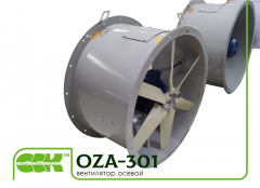 Вентилятор осевой OZA-300