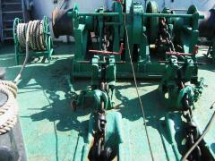 Bearing load pulleys OST 5.2002-78