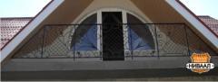 Балконы кованые, Балконы кованые в Севастополе,