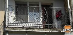 Ограждения для балконов кованые, Ограждения для