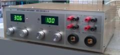 Выпрямитель (источник тока) для гальваники. Выход: