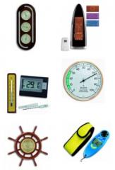 Метеорологическое оборудование: аналоговые