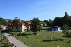 Туристический комплекс Богольвар Закарпатье