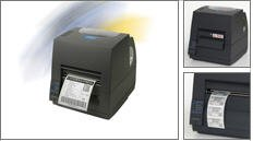 Thermal printer of CL - S 631