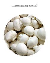Грибы весовые шампиньоны белые