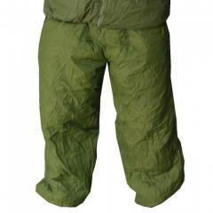 Подстежка зимняя британка двусторонняя штаны