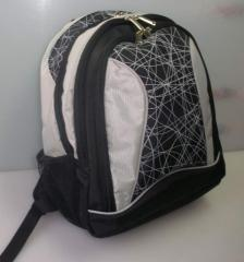 Backpack 7016, production of backpacks and bags
