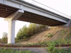 Security measure from corrosion of concrete and