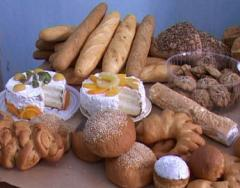 Mixes for decoration of bread, cookies