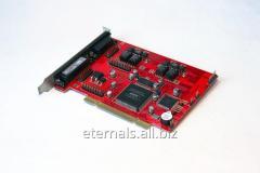 ATRIS-PCI-A-12 - система автоматического оповещения по телефонным линиям на 2 - 12 линий