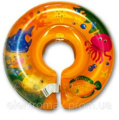 Круг для купания младенцев и новорожденных