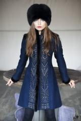 Raslov 930 coat (Belezza collection winter 2013)
