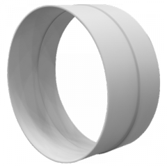 Пластиковое кольцо для удлинения трубы