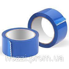 Скотч Синий 24 мм ширина, 100 метров