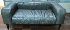 Кожаный диванд дизайнерский