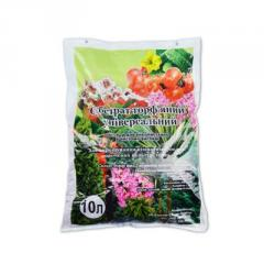 Package for packing of soil and groundwater mixes