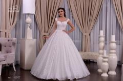Wedding dress, model 628 (ballgown)