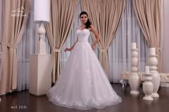 Wedding dress, model 611 (ballgown)