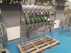 Пивное оборудование для розлива пива PA-8
