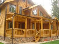 Fellings, Willa, Wooden houses to buy to order,